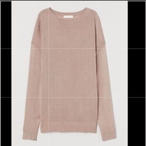 H&M Fine Knit Sweater